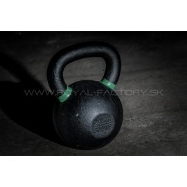 Color coded kettlebell 24kg